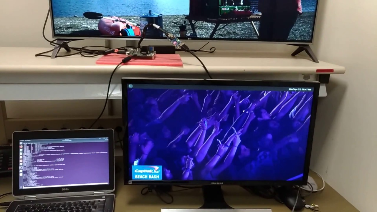 How to use dual display on i MX8 including 4k decoding - i