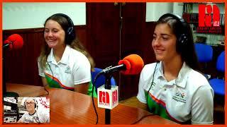 Gambar cover 2019-08-14 Lucia Becerra y Sara Barba en la Selección Española de Kayak Polo