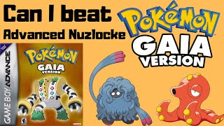 Can you beat Pokemon Gaia with Advanced Nuzlocke Rules? ROM hack challenge (no items)