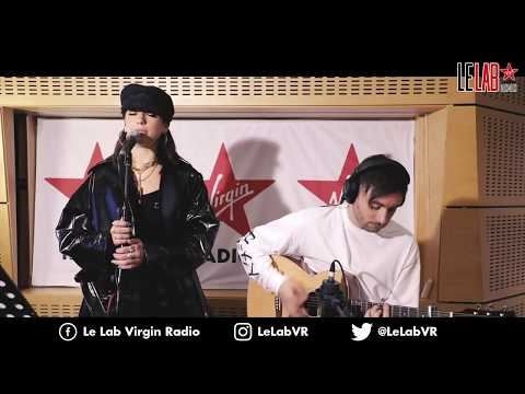 "Dua Lipa Performs ""New Rules"" Acoustic at Virgin Radio Lebanon"