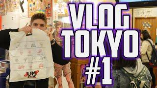 VLOG TOKYO 2016 - EP1 | N