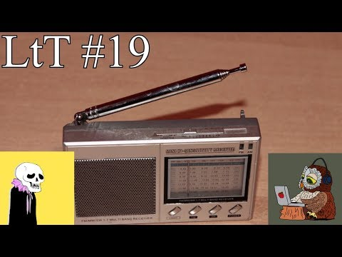 Learning to Talk #19: In Case of Apocalypse buy a Shortwave Radio