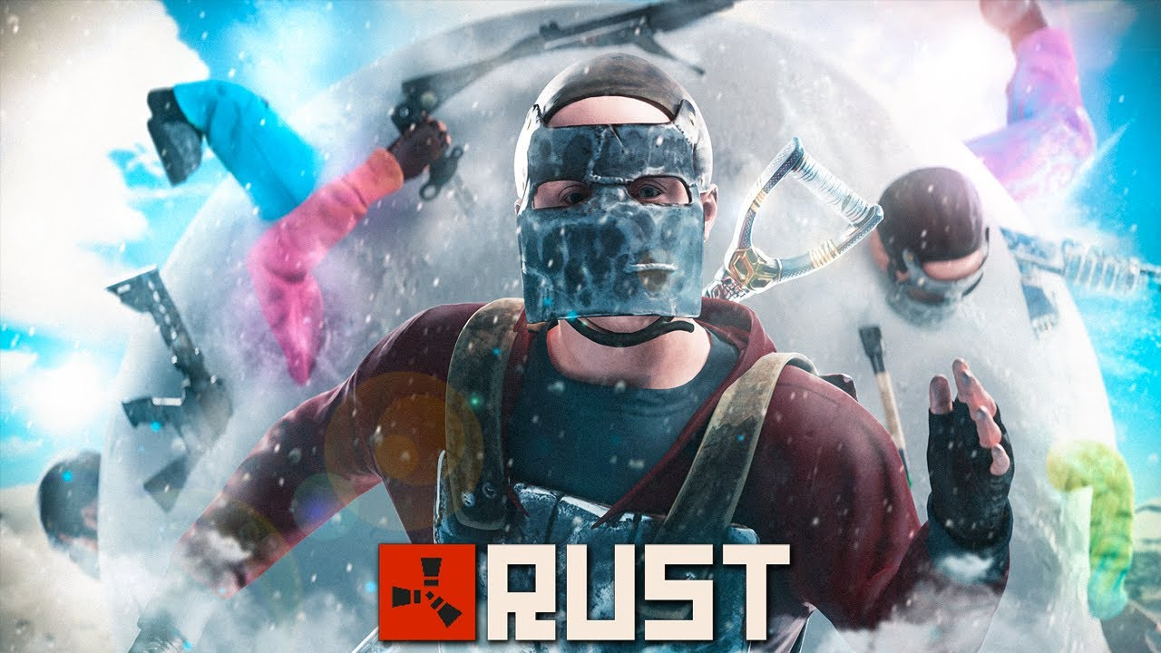 We SNOWBALLED To The END OF RUST (Rust) Part 2