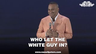 Who Let The White Guy In? | Russell Peters