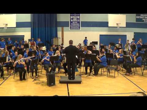 Nms Band Concert (8th+7th)- Above and Beyond