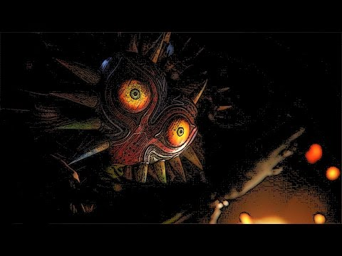 Doblaje Español - Trailer - Majora's Mask - Terrible Fate