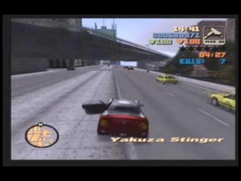 """Grand Theft Auto 3: Mission #57 - """"Espresso-2-Go!"""""""