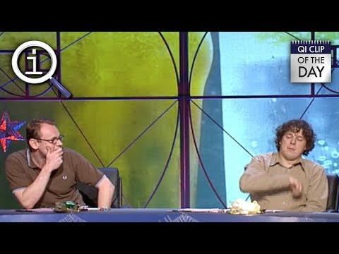 Thumbnail: QI | How Old Must You Be To Drink In A Beer Garden?