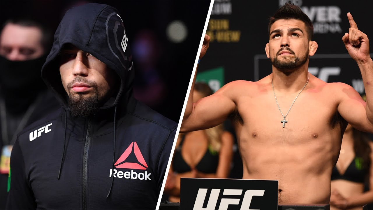 UFC Vegas 24: Whittaker vs Gastelum - Unfinished Business | Fight Preview