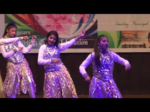 WESTERN DANCE-DON BOSCO HIGH SCHOOL VIKHROLI-2017-2018-SECONDARY AND PRIMARY