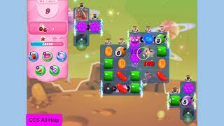 Candy Crush Saga Level 4247 NO BOOSTERS Cookie