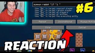 REACTION: Animation Vs Minecraft! #6