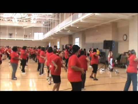Columbia SC sets the World Record for Zumba