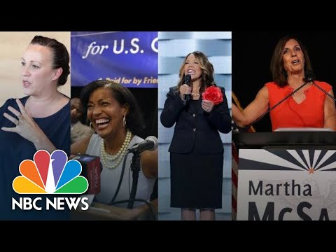 How Women Broke Records In 2018 | NBC News