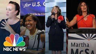 How Women Broke Records In 2018   NBC News