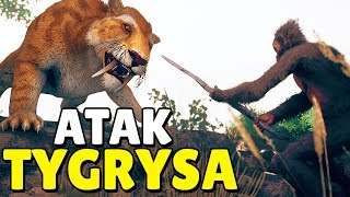ZAATAKOWAŁ MNIE TYGRYS - Ancestors: The Humankind Odyssey #2 PL