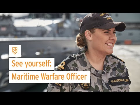 See yourself in the Navy: Sarah