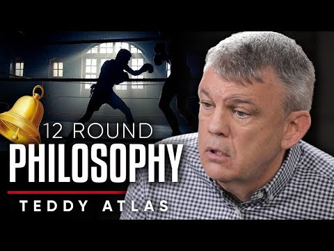 THE 12 ROUND PHILOSOPHY: How To Go The Full 36 Minutes And Win Moments | Teddy Atlas On London Real