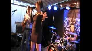 Skybenders Blues Band Feat. Virginia Pihlblad @ Dusty Road Bluesfestival 2012: Son Of A Preacher Man