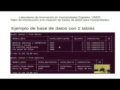 Como crear una base de datos en SQL y consultarla y visualizarla online