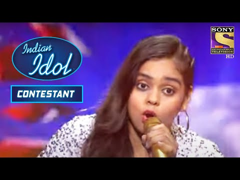 Shanmukha Priya ने किया Jitendra Ji को  Impress | Indian Idol | Contestant