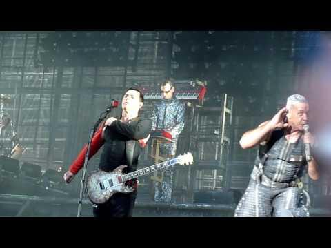 Rammstein - Ich will (live in Tallinn 2017)