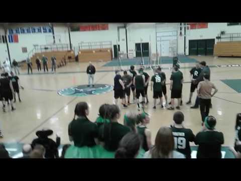 Spruce Mountain High School  (Junior boys vs Sophmore boys)