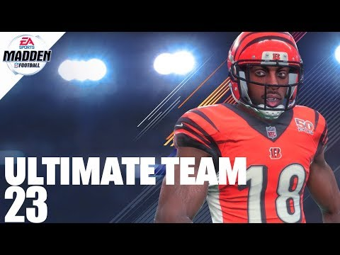Madden 18 Ultimate Team - Conference Championship Game Ep.23