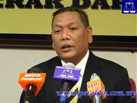Tiada Isu Tentang Pelantikan Jawatankuasa Masjid:- Datuk Mohd Nizar Zakaria