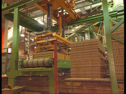 Ziegelproduktion - Brenner Ziegel