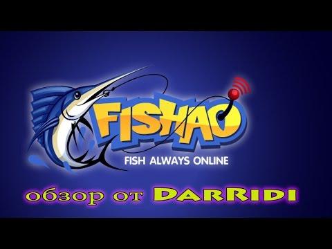видео игра рыболов