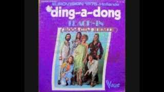 Teach-In - Ding-a-dong (1975)