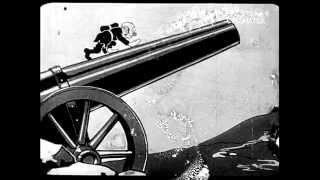 Colonel Heeza Liar foils the enemy (John Randolph Bray - 1915)