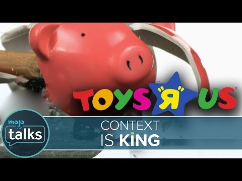 What led to iHeartRadio and Toys 'R' Us Bankruptcies? - Mojo Talks (Context Is King)