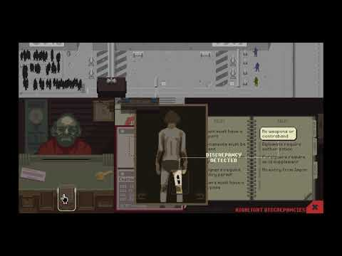 How To Approximate Dates - Papers Please: Day 19; December 11, 1982