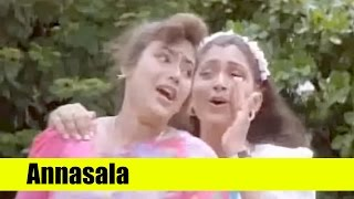 Super Hit Song - Annasala - Purusha Latchanam - Jayaram, Kushboo
