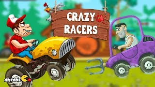 Crazy Racers Adventure - Gameplay Walkthrough