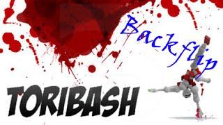 Toribash tutorial : сальто назад+вебка!
