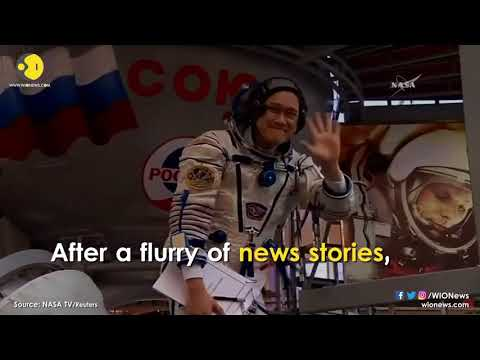 """Japanese astronaut apologises for """"fake news"""" of height increase"""