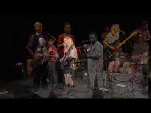 """Dawn Drake & ZapOte """"Walking On the Moon"""" Live on Manhattan Cable Channel 56"""
