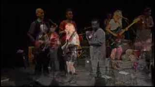 "Dawn Drake & ZapOte ""Walking On the Moon"" Live on Manhattan Cable Channel 56"