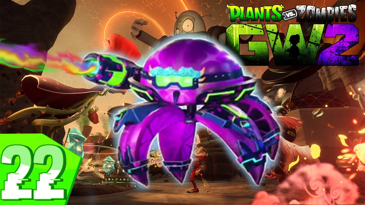 Citron from plants vs zombies garden warfare 2 plants vs zombies - Citron From Plants Vs Zombies Garden Warfare 2 Plants Vs Zombies 25