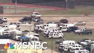 Expert: Texas School Shooting Echoes Columbine Massacre | MSNBC