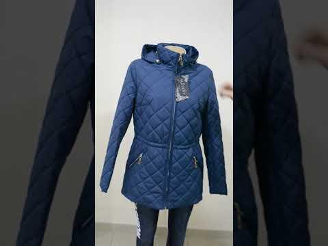 Демисезонная женская куртка Мейси, большие размеры 48 - 68. Nui Very