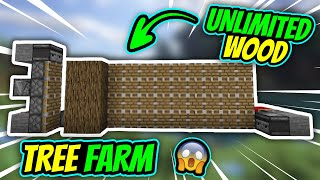 How To Get UNLIMITED Wood In MInecraft 1.16 2020! *Fastest Way To Get Wood*