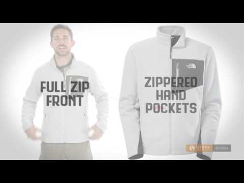The North Face Chimborazo Fleece Jacket – Full Zip (For Men)