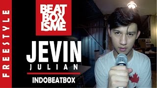 jevin julian indobeatbox freestyle