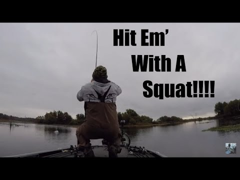Lake Fork Fall Bass Fishing: Grinding In Tough Conditions!!!