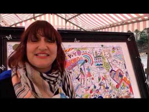 Days Out @ Romford Market: The Colouring Mind at Romford Market