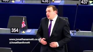 Migration crisis was caused by Commission policy changes - UKIP MEP Jonathan Arnott